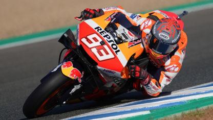 2020 Andalucía MotoGP: Márquez won´t race!