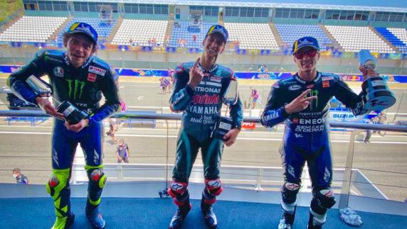 2020 Andalucía MotoGP: Fabio Quartararo wins and strengthens its leadership without Marc Márquez