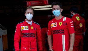 This is F1's anti-covid protocol