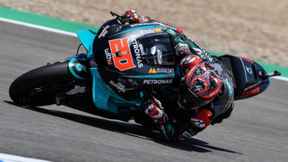 2020 Spanish MotoGP: Victory of Quartararo and heavy fall of Márquez