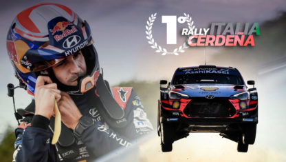 Rally Italy-Sardegna: Dani Sordo performs thrilling repeat of Sardinian victory