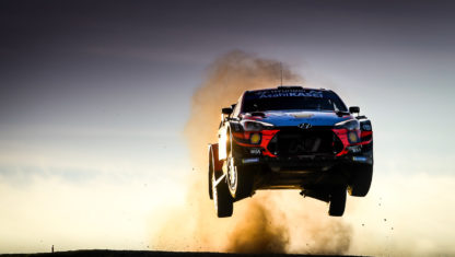Ypres Rally under threat while Hyundai trains in Belgium