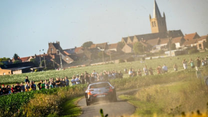 The Ypres Rally is cancelled after COVID-19 cases rise in Belgium