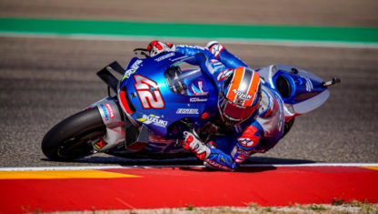 Aragon GP: Rins takes the victory and teammate Mir goes on the lead