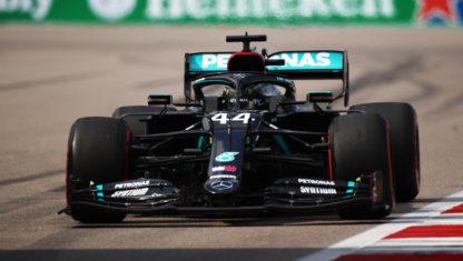 2020 F1 Eifel GP: Hamilton to chase Schumacher's record