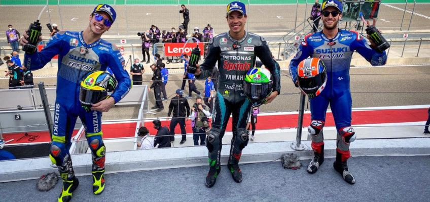 Teruel GP: Morbidelliwins and Mir extends his championship lead
