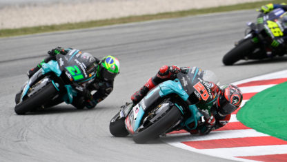 French GP Preview: Quartararo arrives home as leader