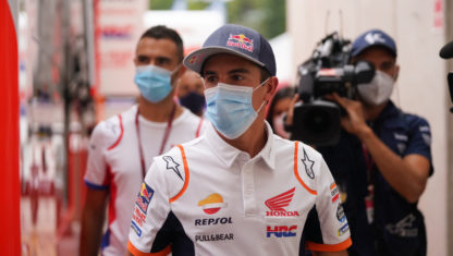 Marc Marquez will not reappear in 2020 MotoGP