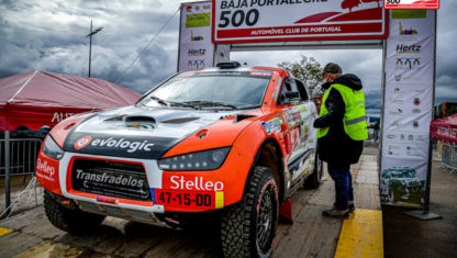 The Baja Portalegre 500 is here!