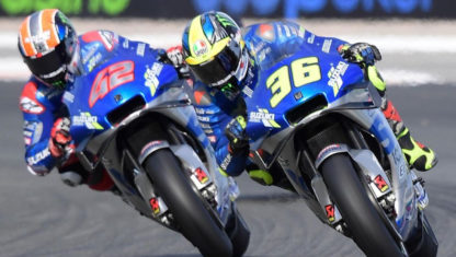 European GP: Mir brings title within grasp with maiden win