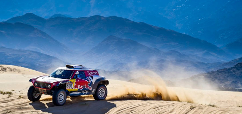This is the challenging 2021 Dakar route
