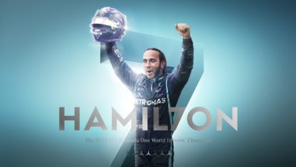 Turkish GP: Hamilton wins record-equalling 7th world title