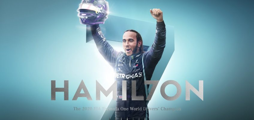 Turkish GP: Hamilton wins record-equalling 7thworld title