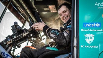 Albert LLovera will not take part in the Dakar Rally 2021
