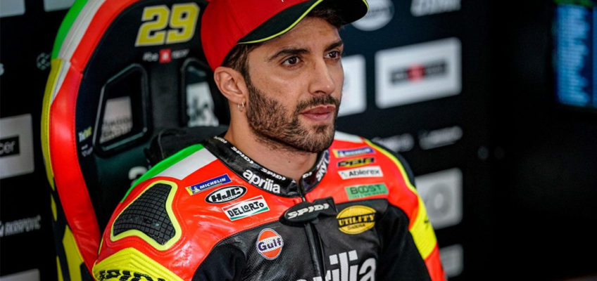 Andrea Iannone given 4-year doping ban