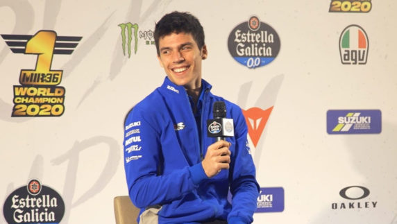"""Joan Mir: """"Thepressureof being champion could play in my favour"""""""