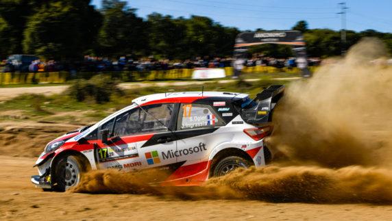 Sebastien Ogier will stay at Toyota for 2021