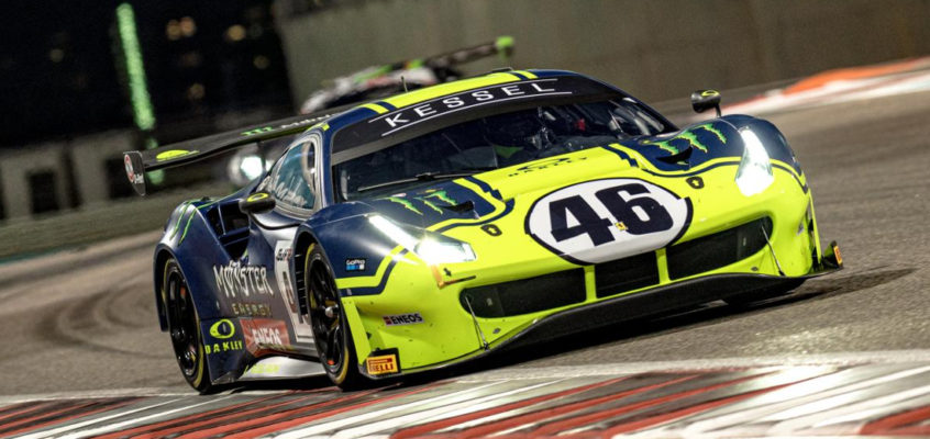 Valentino Rossi returns to Gulf 12 Hours