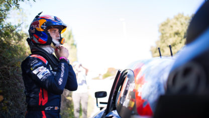 Hyundai lines up Dani Sordo for Rally Monza