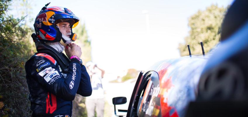 Hyundai lines up Dani Sordo for Rally Monza