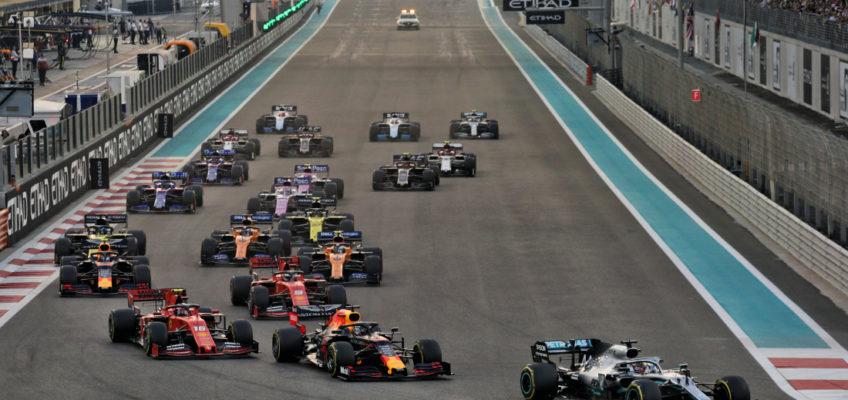 Abu Dhabi GP Preview: F1's grand finale inYasMarina