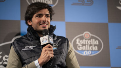 "Carlos Sainz: ""I hope to remain in Ferrari for more than two years"""