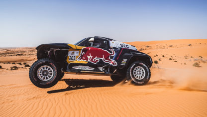 Carlos Sainz proclaimed Baja Hail II winner after Al-Attiyah speeding penalty