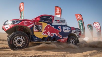 Dakar 2021 goes ahead despite COVID-19 threat