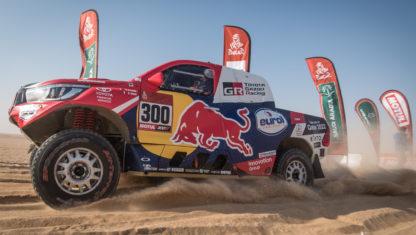 Dakar 2021 goes ahead despite COVID-19threat