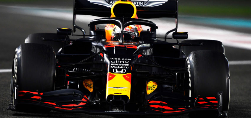 Abu Dahbi GP: Verstappen beats both Mercedes to end F1 season