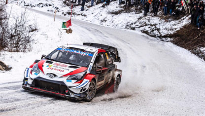 Rally Monte-Carlo 2021: The shortest in history