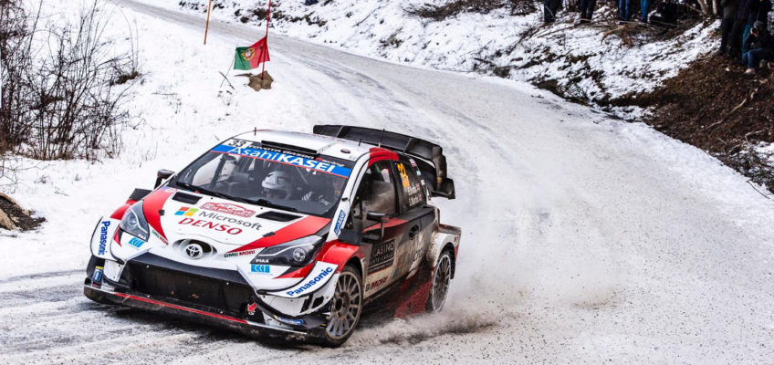 Rally Monte-Carlo2021: The shortest in history