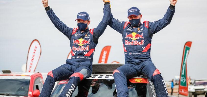 Stephane Peterhansel claims his 14th Dakar title