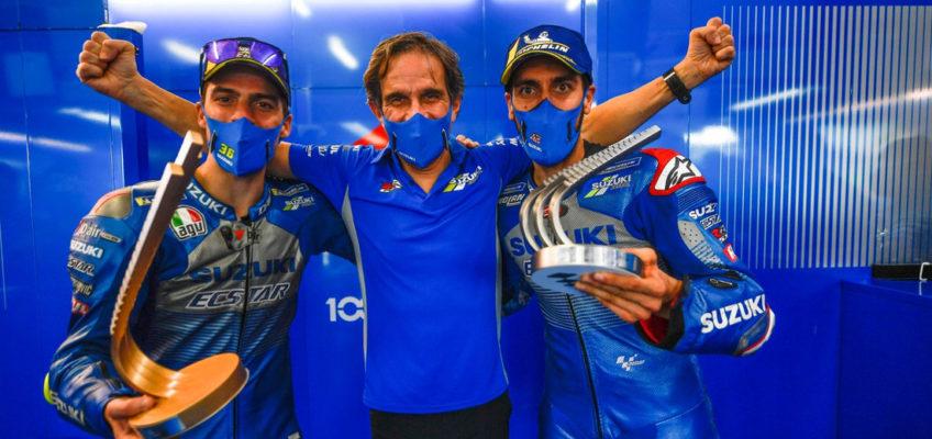 DavideBrivio, Suzuki's MotoGPchiefmovestoF1withRenault