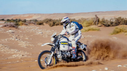 Dakar legend,Hubert Auriol dies at 68