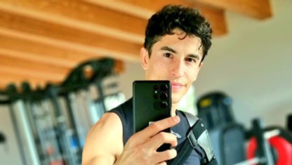 Marc Marquez one step closer to recovery