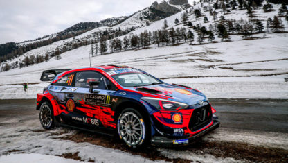 Curfew brought forward for Rally Montecarlo 2021
