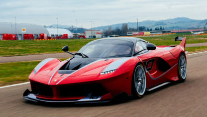 WEC: Ferrari to build hypercar for Le Mans 2023