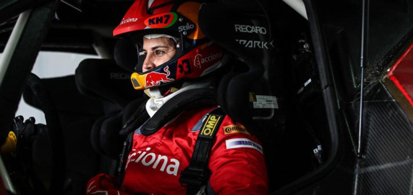 Laia Sainz makes the leap to four-wheel racing at Dubai International Baja
