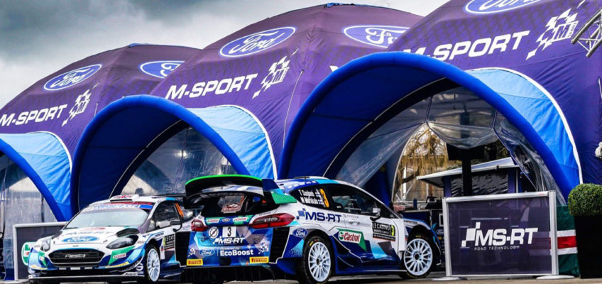 WRC: Ford confirms financial support for M-Sport in 2022