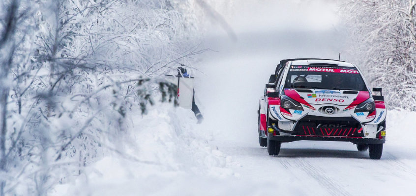 Arctic Rally Finland Preview: A race into the unknown