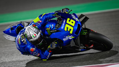 Qatar MotoGP Preview: The curtain rises on the 2021 season…with no Marc Márquez
