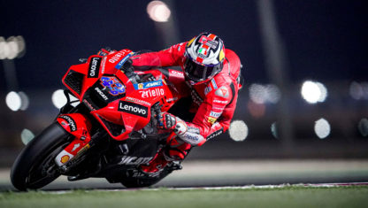 Ducati and Jack Miller top 2021 MotoGP pre-season tests at Losail