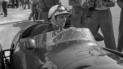 The female pioneers of Formula One
