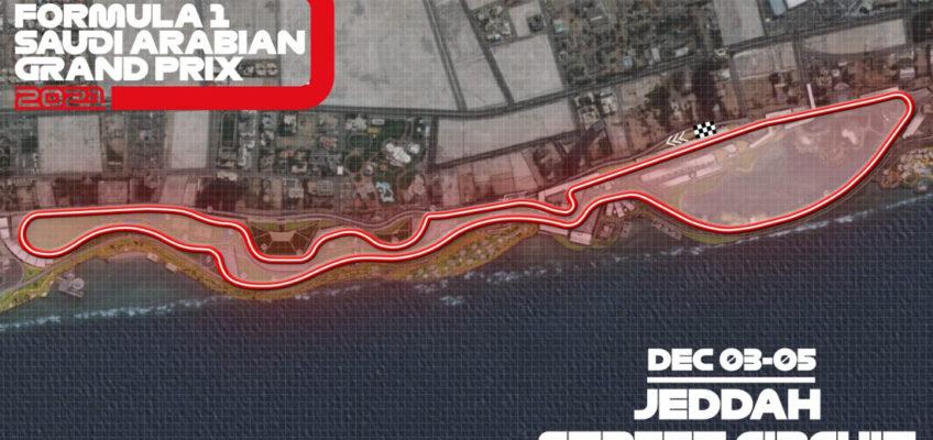 Jeddahin Saudi Arabia: F1's fastest street circuit