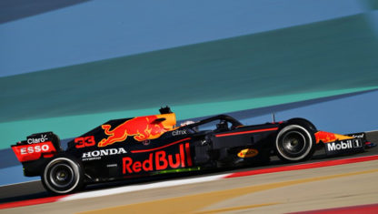 Red Bull: The strongest team at the 2021 F1 pre-seasontests