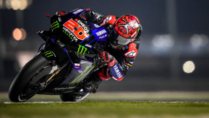 Fabio Quartararo wins Doha GP ahead of Johann Zarco and Jorge Martín