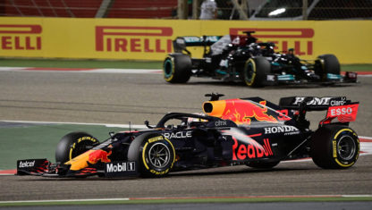 Formula 1: New deal gives green light to sprint races