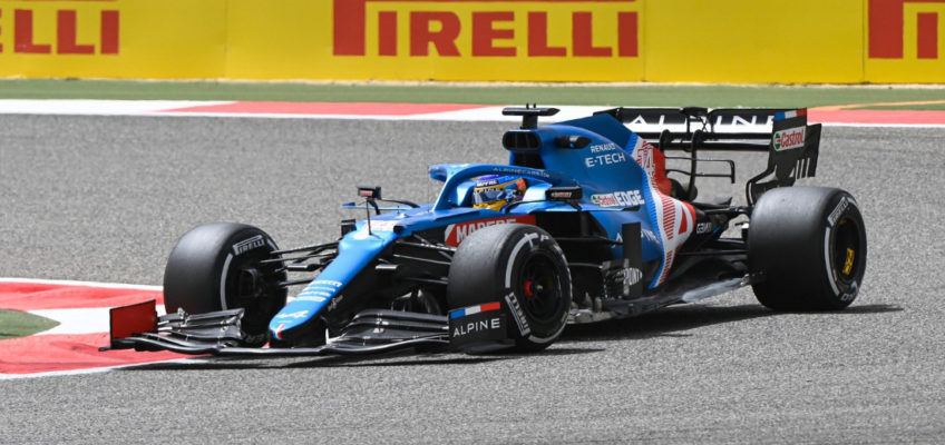 Alpine to introduce substantial upgrades for Ímola GP