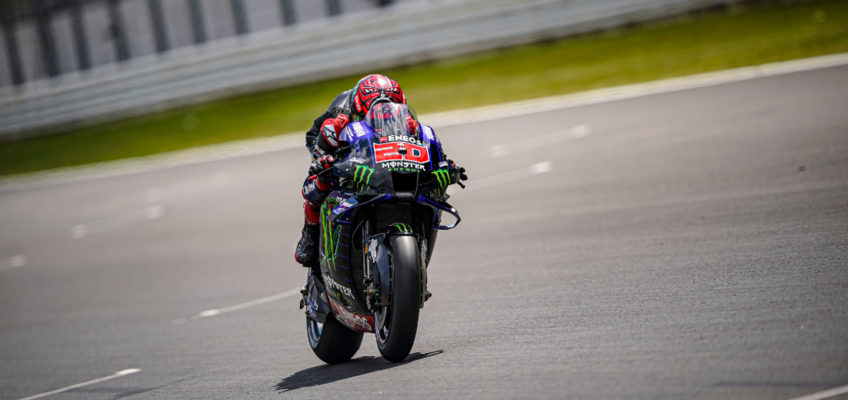 Portugal MotoGP: Quartararo wins and becomes new leader.